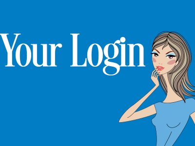 Log in to your personal Stylaquin account